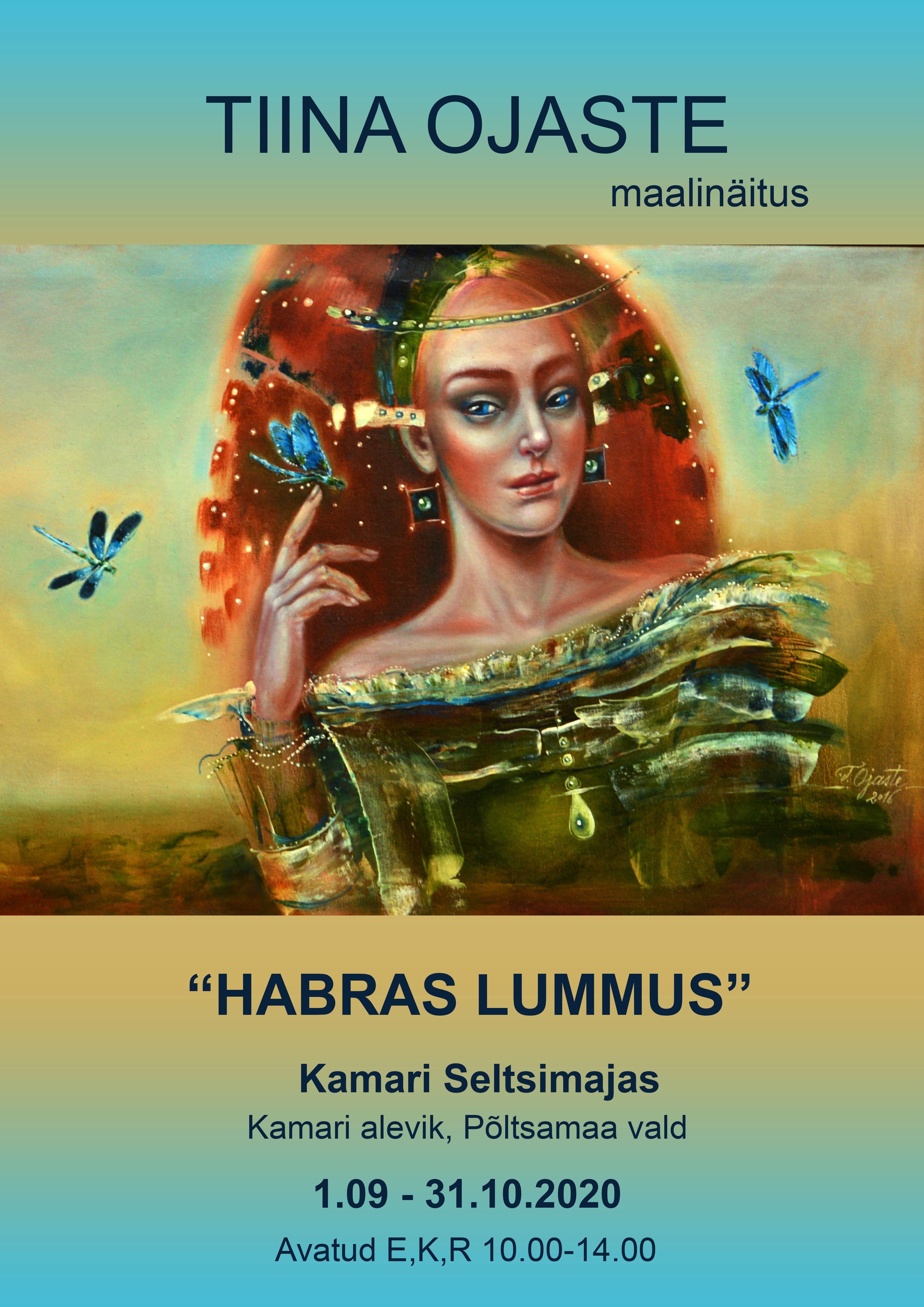 HABRAS LUMMUSKamari Seltsimaja-2020